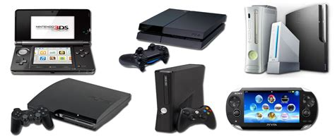 console gaming consoles