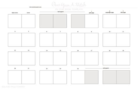 magazine storyboard template free children s book templates by wilsonwjr on