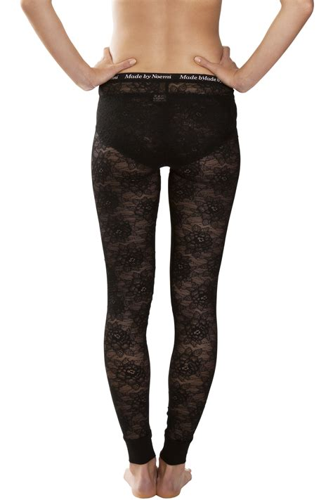 Lace Legging black lace new made by noemi