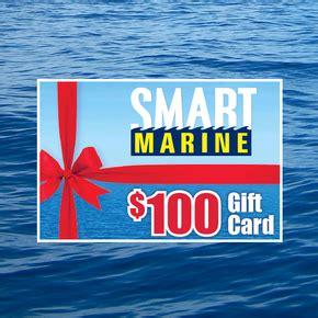 Smart Gift Cards - smart marine gift card 100 smartmarine