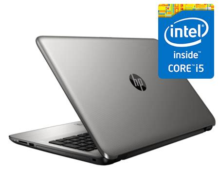 hp 15 ay010ne laptop intel core i5 6200, 15.6 inch, 1tb