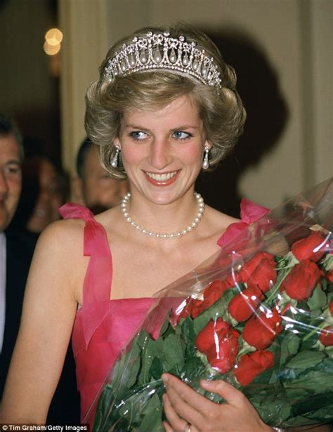princess diana lovers kate middleton wears diana s favourite knot tiara for