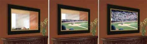 hidden tv in front of window using a nexus 21 tv lift 5 stylish ways to disguise your tv emily henderson