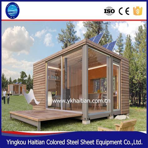 wohncontainer haus holz luxus wohncontainer haus vorgefertigten glas
