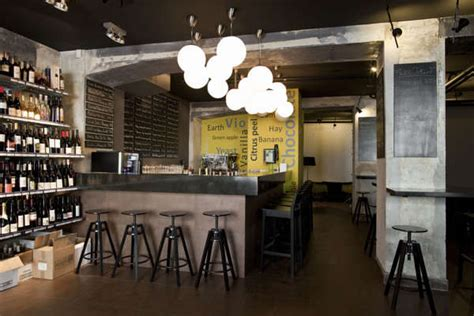 Wine Bar Design Industrial Wine Bars Wine Bar