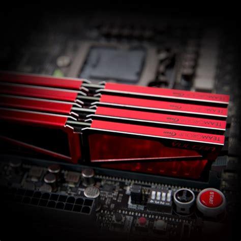 Memory Team Vulcan Tforce Ddr4 8gb 2400mhz Grey team t vulcan ddr4 2400 desktop memory moudle 8gbx2 16gb help tech co ltd