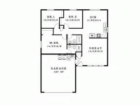 Simple Three Bedroom House Plan by Very Simple House Plans Home Design And Style