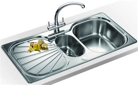franke kitchen sinks stainless steel sink taps qs review