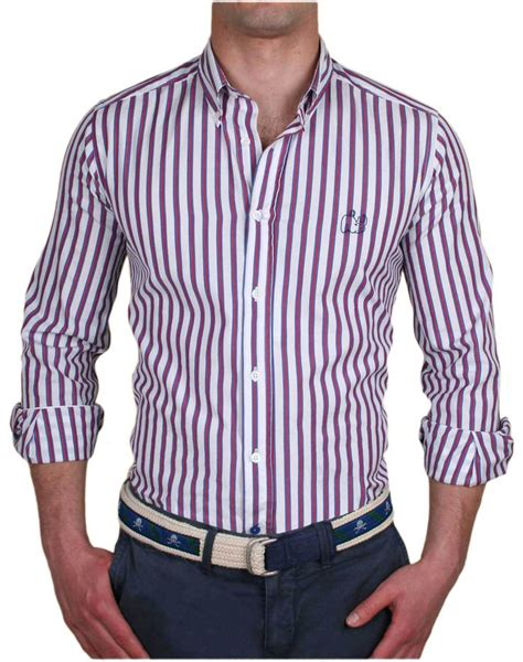 hombre color 17 best images about camisas manga larga para hombre on