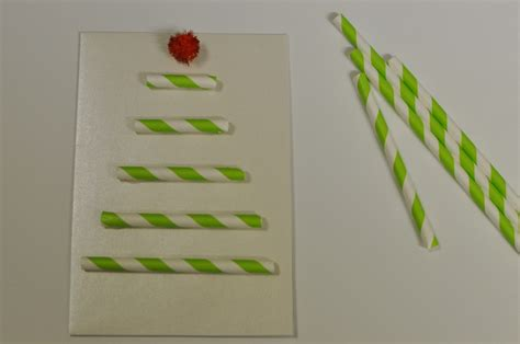 Paper Straw Craft Ideas - crafts paper straw card be a