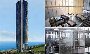 porsche design tower pool billionaire s playground 650ft in the air the 60 storey
