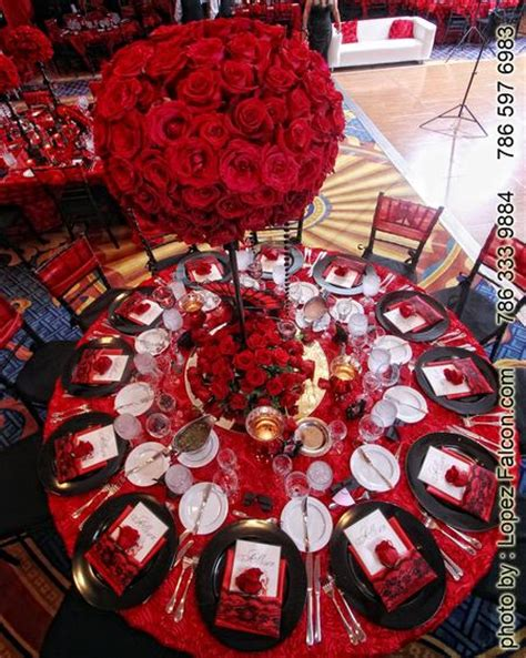 quinceanera themes for color red spanish flamenco quinceanera theme party quince miami