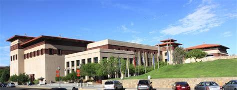 Cost Utep Mba Program by Of El Paso Of El