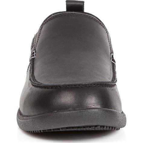 comfortable slip resistant shoes for men crocs tummler slip resistant slip on work shoe 12935001