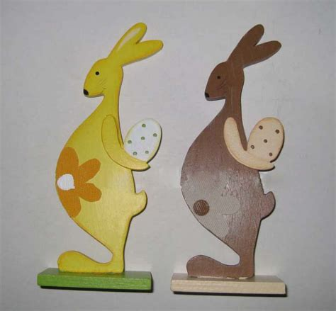wooden crafts china wooden rabbit craft china easter decoration