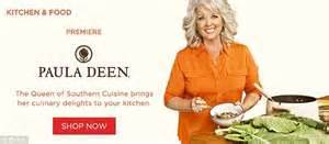 The On The Paula Hawking N i m back y all paula deen returns to cable tv with slot on shopping channel hawking 28