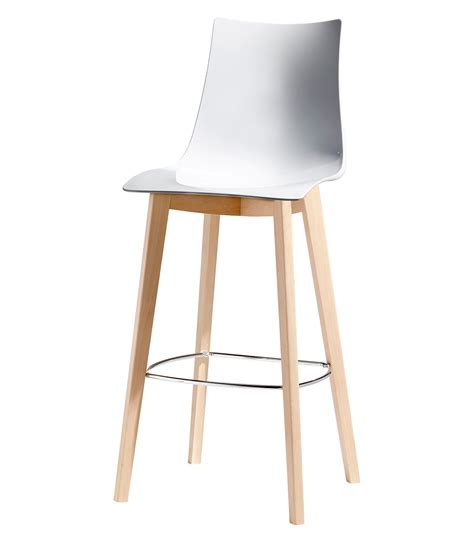 White Wooden Bar Stool Furniture Light Brown Wooden Bar Stools With Back On Black Wooden Frame And Base Also Black