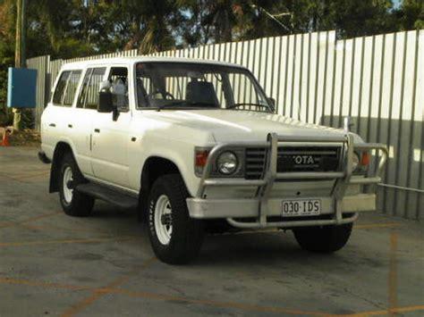Used Toyota Landcruiser Turbo Diesel For Sale 1986 Used Toyota Landcruiser Hj61 Auto Turbo Diesel