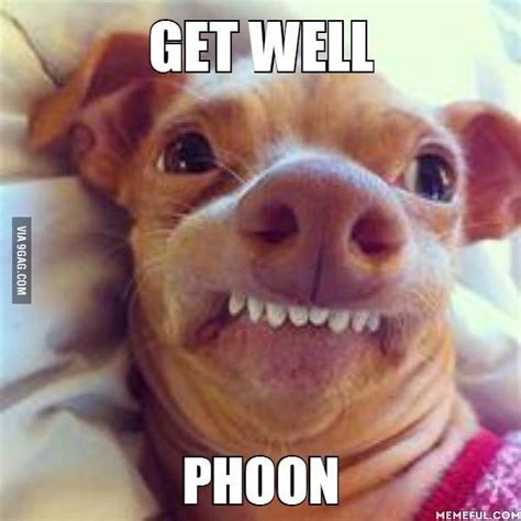 Get Well Soon Meme Funny - 20 funny get well soon memes to cheer up your dear one