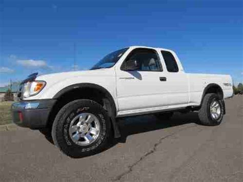 1999 Toyota Tacoma Xtracab Find Used 1999 Toyota Tacoma Sr5 Trd 4x4 Xtracab Extended