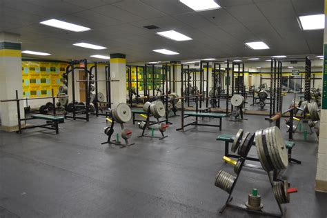 Weight Room by Facilities Wstx Sports