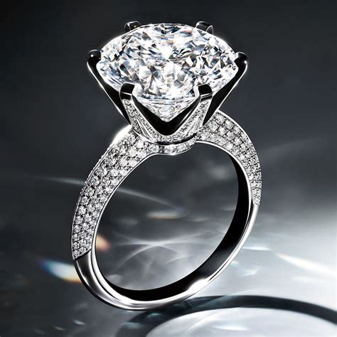 Wedding Ring Co Price by Pave Rings Wedding Promise