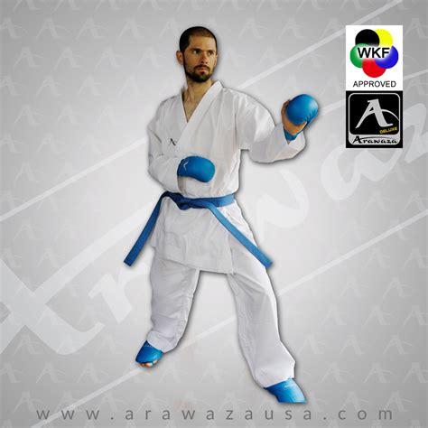Arawaza Karategi Deluxe Karate Wkf Approved Original arawaza kumite deluxe wkf approved arawaza usa