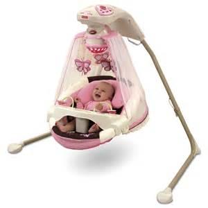 Swing A Baby Butterfly Cradle N Swing Mocha Butterfly