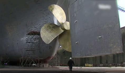 world s all the world s largest ships wordlesstech