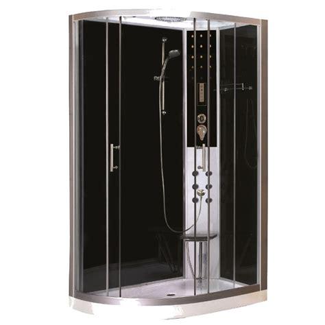 montaggio cabina doccia idromassaggio box doccia idromassaggio 120x80 appoggio destra o sinistra