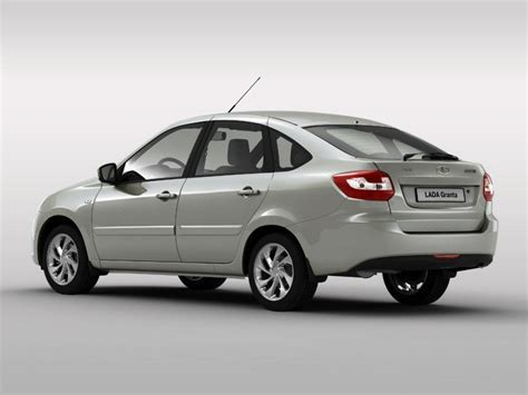 Lada Granta Lada Granta Review Russian Auto