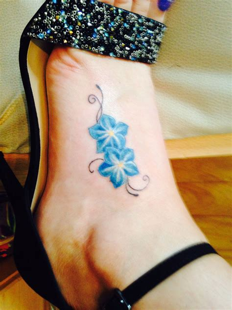 small forget me not tattoo my forget me not flowers to remember loved