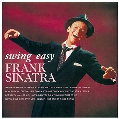 swing easy frank sinatra swing easy remastered plak opus3a