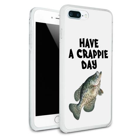 Cocose Fish Iphone 7 Plus a crappie day fish fishing crappy for apple