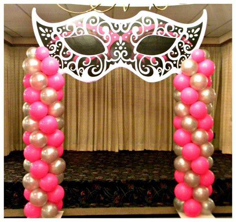 party themes masquerade masquerade sweet 16 quincea 241 era party ideas photo 1 of