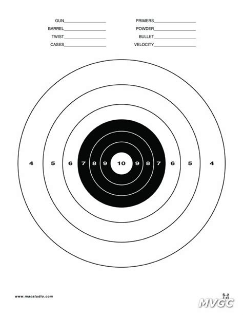 printable rimfire targets pin printable turkey targets on pinterest