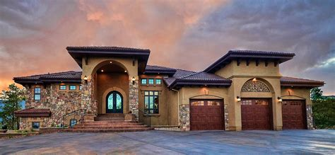 Colorado Style Home Plans by Tuscany Homes New Custom Designed Homes By An Award
