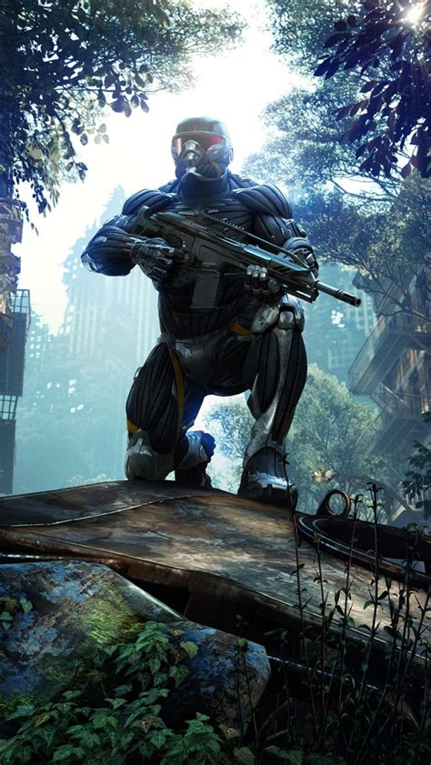 game wallpaper for iphone 5 crysis 3 pc game iphone wallpaper 640x1136 iphone 5 5s