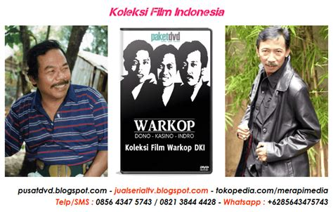 Koleksi Warkop Dki By Mego koleksi indonesia lawas jual serial tv terlengkap
