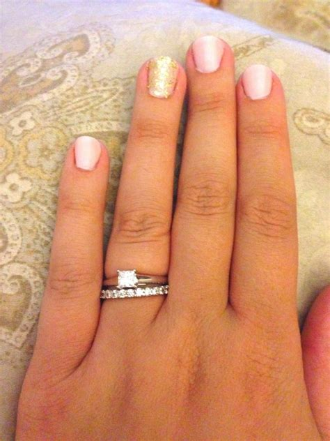 let me see your solitaire engagement rings with