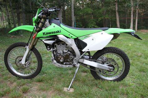 Dual Sport Kawasaki by Buy 2008 Kawasaki Klx 450r Dual Sport On 2040 Motos