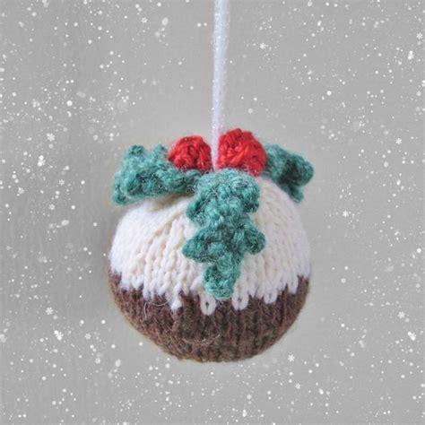 pattern for knitted christmas pudding free patterns mistletoe mug rug christmas stockings more