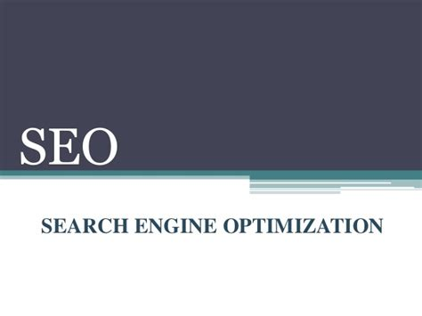 Search Optimization Companies 1 by Seo Search Engine Optimization
