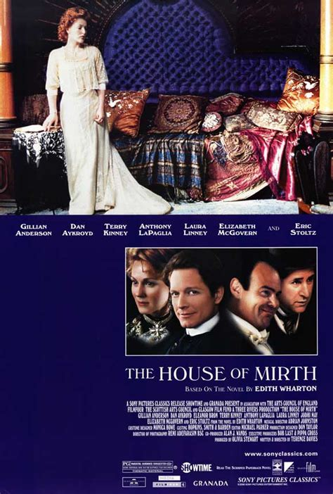The House Of Mirth by The House Of Mirth Posters From Poster Shop