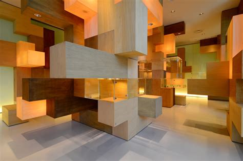 Cubic Interior Design by Jaist Gallery Ignant