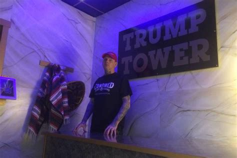 themed hotel rooms in calgary donald trump themed escape room opens in calgary news
