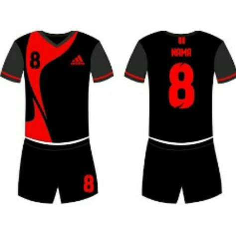 desain jersey simple baju jersey auto design tech