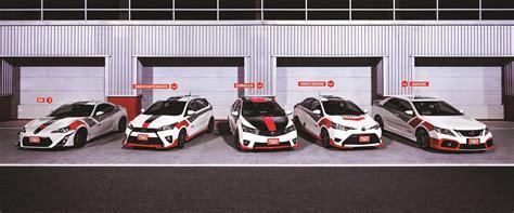 Toyota Racing Toyota Racing Development Trd Launch At Yas Island Smf