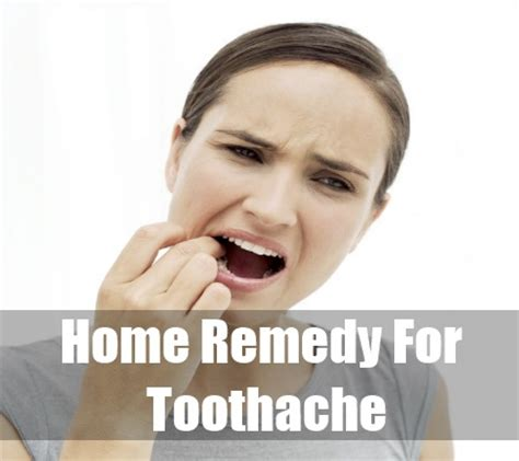 toothache home remedies causes symptoms cure and