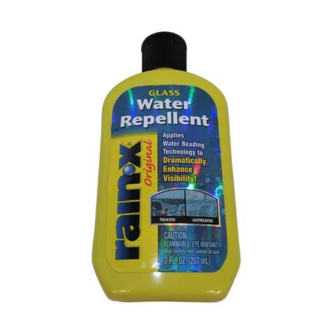 Raint X Glass Water Repellent x water repellent windscreen window glass 207ml